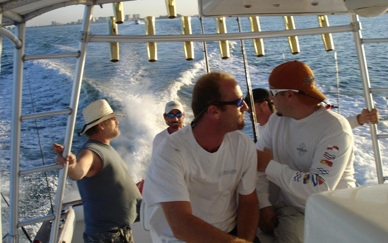 About Sarasota Outriggers Charter Fishing