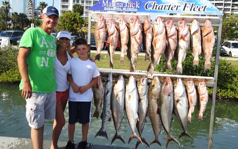 Sarasota Fishing Charter Reviews